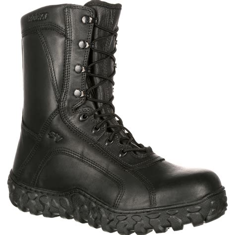 S2V Steel Toe Tactical Military Boot