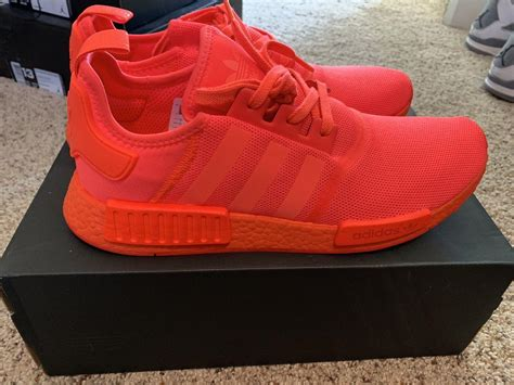 S31507 MEN NMD_R1 ADIDAS RED