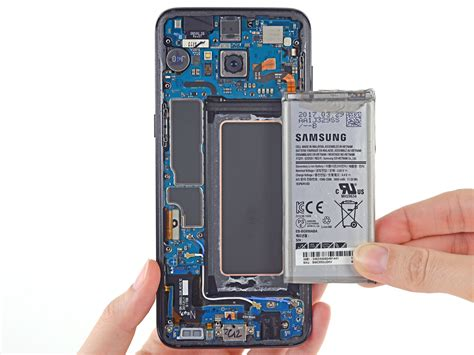 S8 Replace Battery