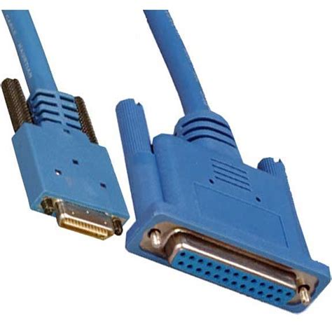 SF Cable, 6ft HD26 Male to DB15 Male Cable (Cisco® CAB-X21MT-6)