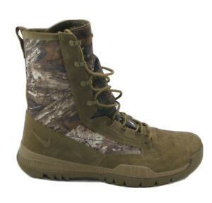 SFB 8' Field RealTree 845167-990 Coyote Special HardRubber Men's Boots