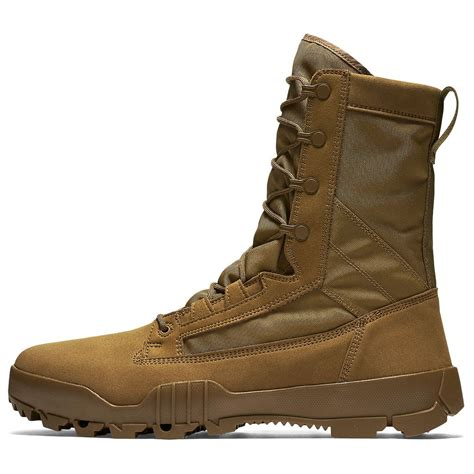 SFB Jungle 8' 631372-990 Coyote Canvas Men's Special Field Military Boots