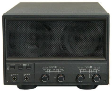 SP-9000 EXTERNAL SPEAKER W/FILTER FOR FT-9000