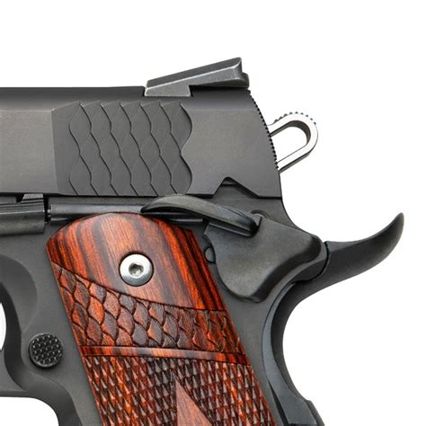 Sw1911 E-Series 45 Acp 5 8 Round Stainless Smith And .