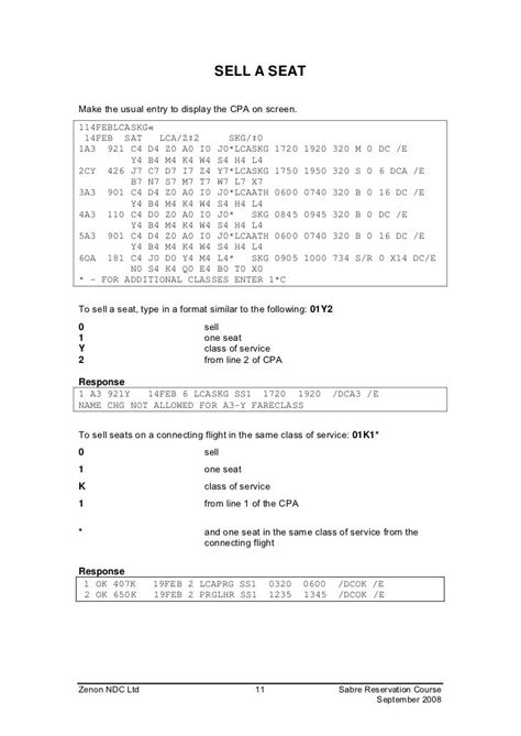 [pdf] Sabre Reservation Manual - Flyingway.