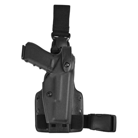 Safariland Model 6005 Lsl And Safariland Paddle Holster Glock 26
