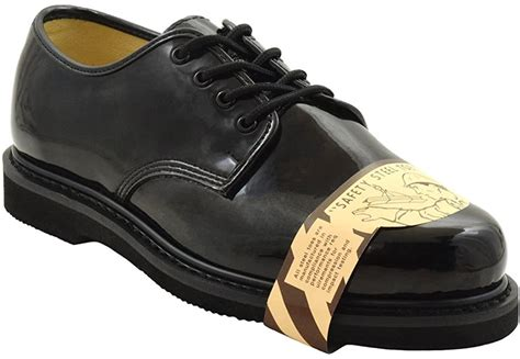 Safety Toe High Gloss Oxford