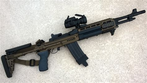 Sage Scar Stock Mini 14 And Best Aftermarket Mini 14 Magazines