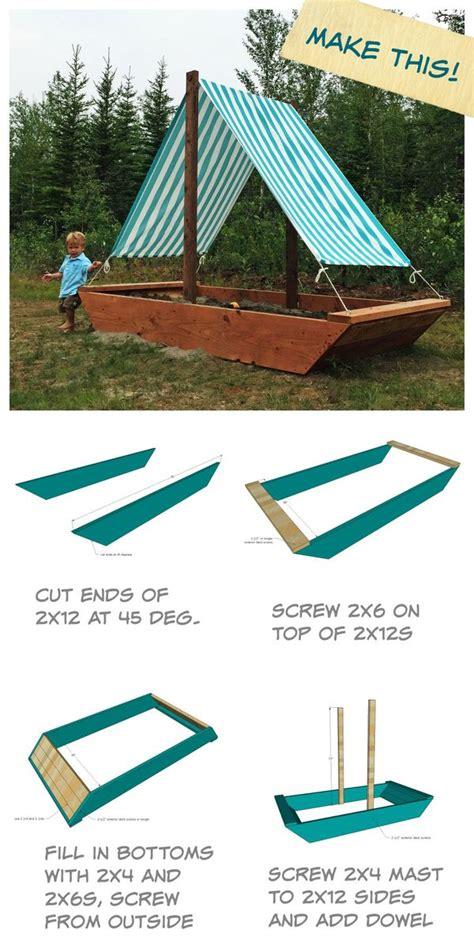 Sailboat-Sandbox-Plans