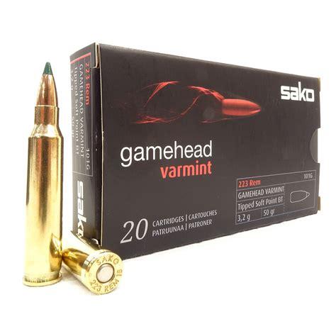 Sako 223 Ammo Canada And Bulk 410 Ammo