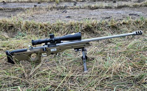 Sako Trg Sniper Rifle And 2 Mile Range Sniper Rifle