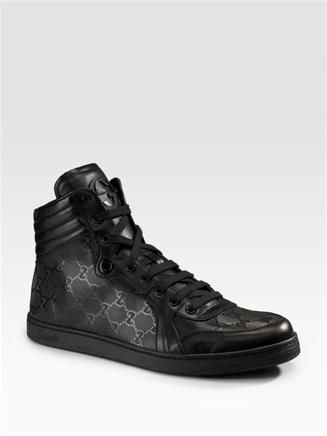Saks Gucci Mens Sneakers