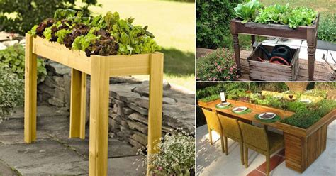 Salad Table Diy Ideas