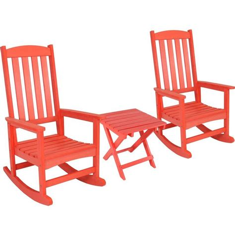 Salazar All-Weather Rocking Chair