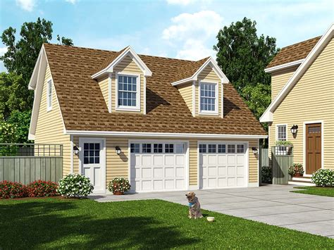 Saltbox Home Plans With Garages