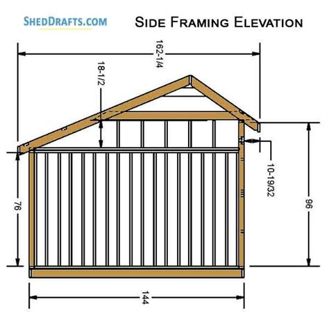 Saltbox-Shed-Plans-12x20