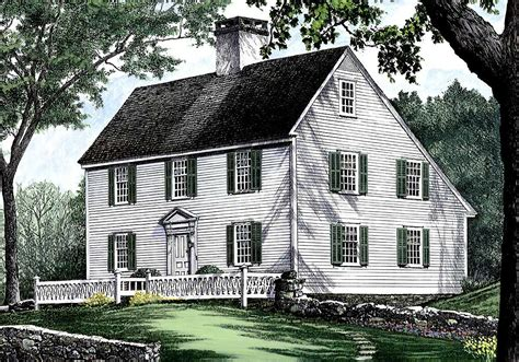 Saltbox-Style-House-Floor-Plans