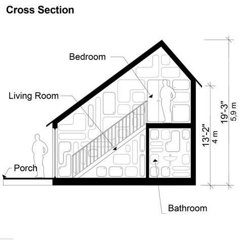 Saltbox-Tiny-House-Plans