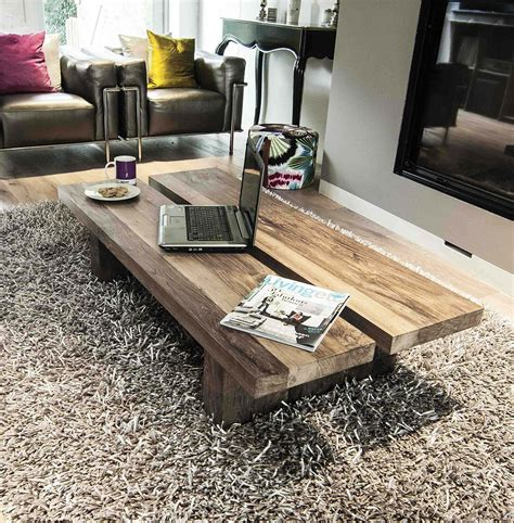 Salvaged Wood Coffe Table Plans