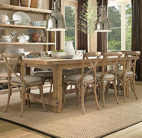 Salvaged-Wood-Farmhouse-Rectangular-Extension-Table