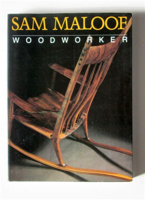 Sam-Maloof-Woodworker-Book
