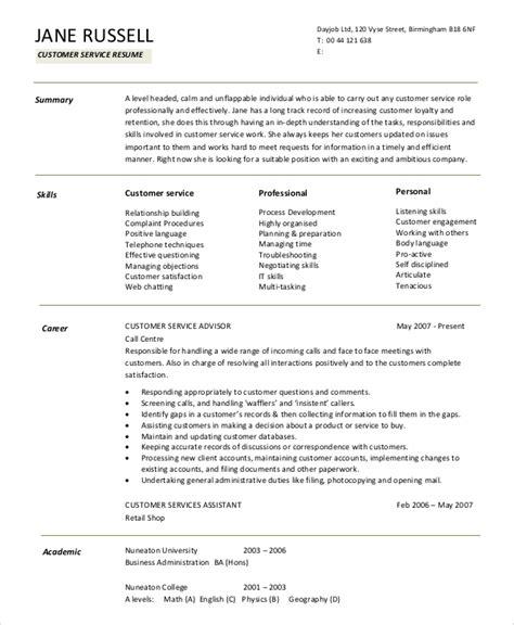 Resume Specialist Tulsa Professional Summary Resume Examples