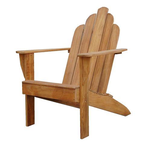 Sams-Club-Teak-Adirondack-Chair