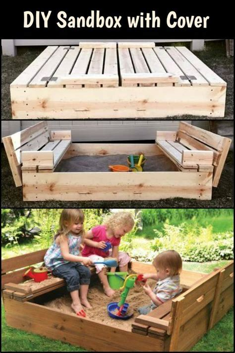 Sandbox Canopy Diy Without Canopy