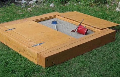 Sandbox-And-Wood-Cover-Diy