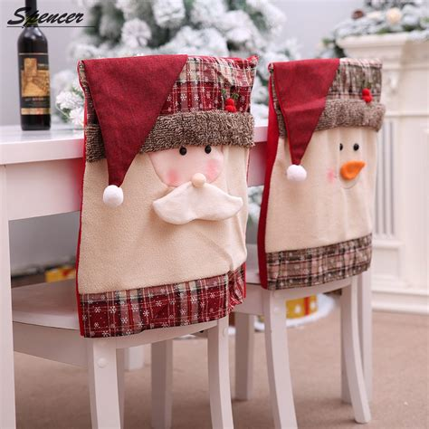 Santa Chair Covers Diy