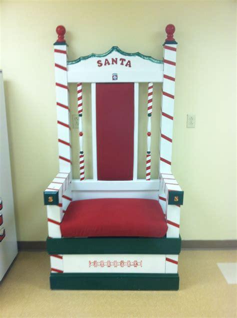 Santa-Chair-Woodworking-Plans