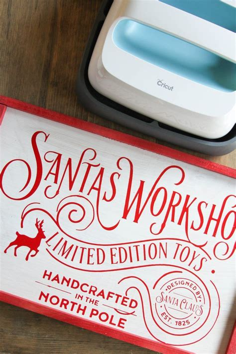 Santas-Workshop-Sign-Diy