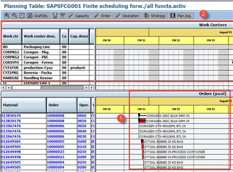 Sap-Pp-Capacity-Planning-Workbench