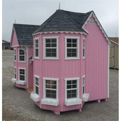 Saras-Victorian-Mansion-Diy-Kit-Playhouse