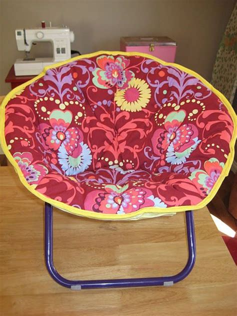 Saucer Chair Cover Diy
