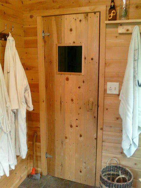 Sauna-Door-Diy