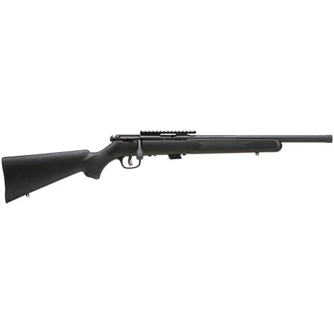 Savage Mark Ii Fv-Sr Bolt Action  22lr Rimfire 16 5 .