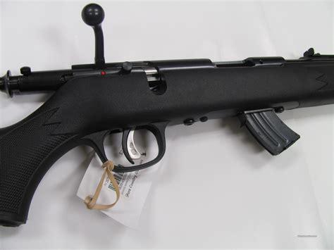 Savage 22 Rifle And 22 Revolver Rifle