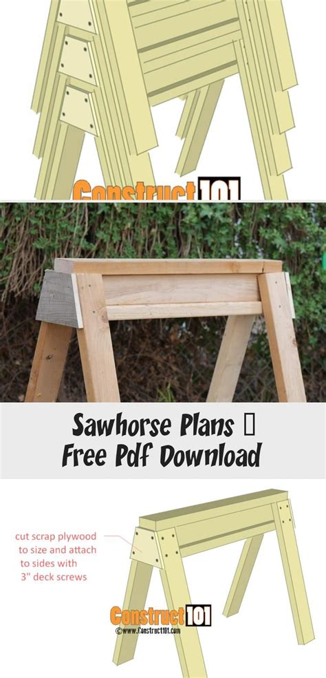 Sawhorse Woodworks Software