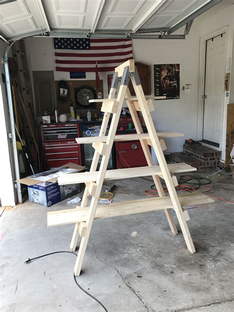 Sawhorse-Plans-With-Brackets