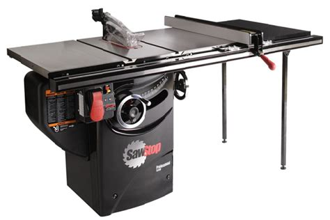 Sawstop Professional Cabinet Saw Review