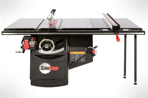 Sawstop Table Saw Cabinet 3 Hp