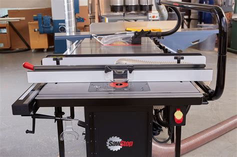 Sawstop Table Saw With Router Table Extension