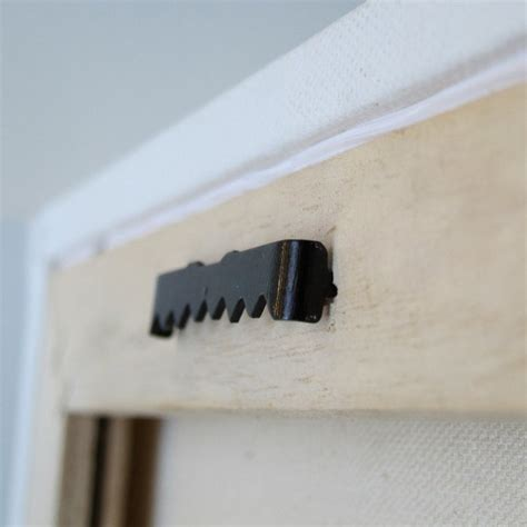 Sawtooth Hangers How To Attach Jumper
