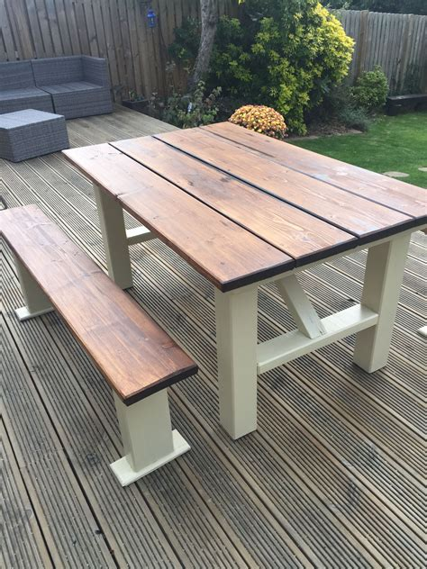 Scaffold Board Table Diy