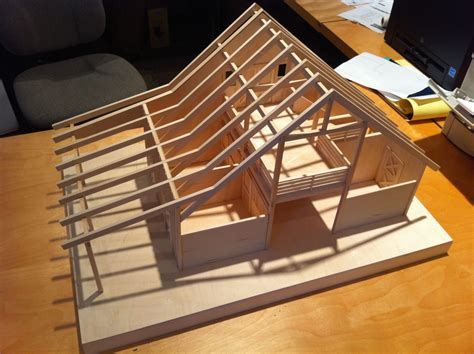 Scale Model Horse Barn Plans