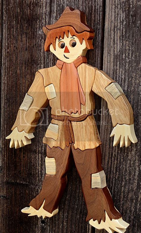 Scarecrow-Patterns-Woodworking-Plans
