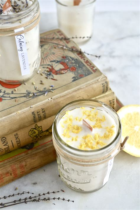 Scented-Beeswax-Candles-Diy