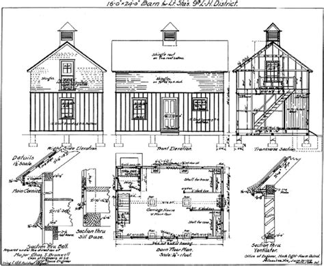 Schematic-Plans-Barn-For-House