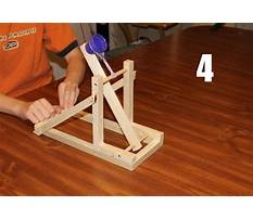 Best School catapult science project
